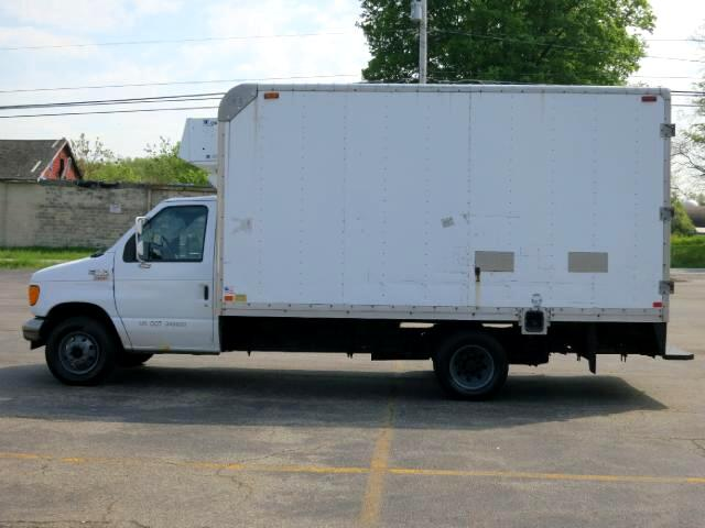 2003 Ford E-Series Van E-350 Super Duty THERMO KING REEFER REFRIDGERATOR