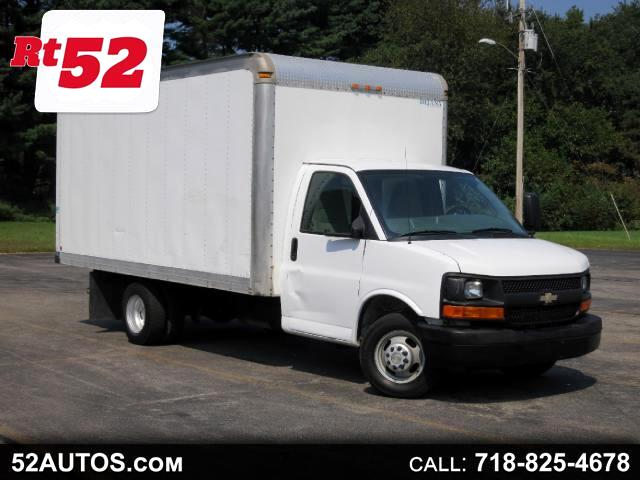 2006 Chevrolet Express G3500 16 FOOT BOX TRUCK 16FT BOX