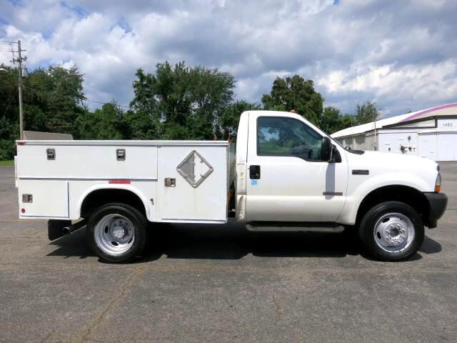 2004 Ford F-450 SD Regular Cab 2WD DRW UTILITY TRUCK LIFTGATE