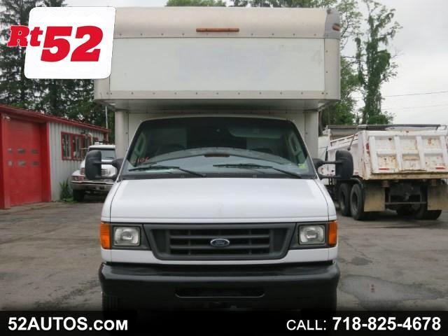 2005 Ford E-Series Van E-350 14 foot PLUS 4 FOOT ATTIC 18 FOOT BOX TRUCK