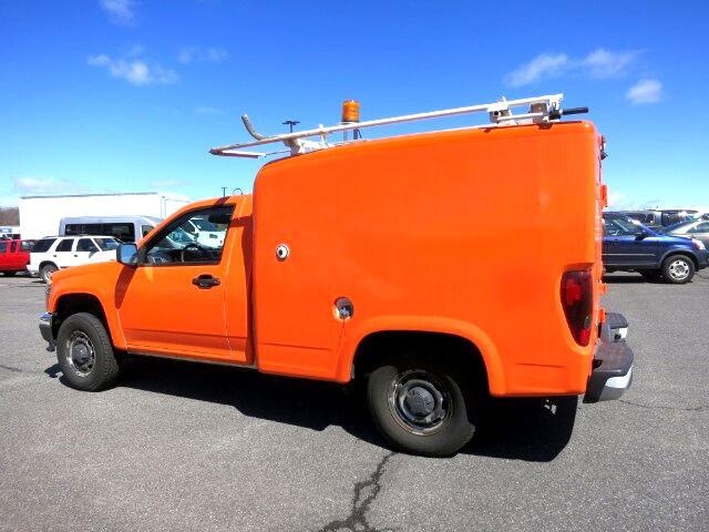 2008 Chevrolet Colorado ASTRO BODY UTILITY TRUCK LOW MILES