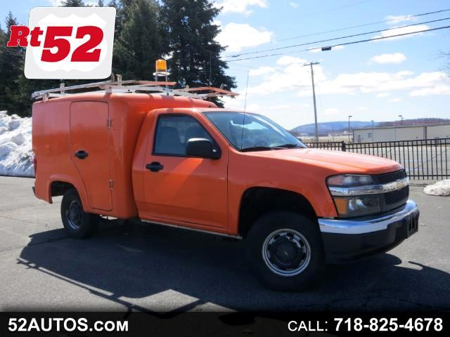 2008 Chevrolet Colorado ASTRO BODY UTILITY TRUCK LOW MILES