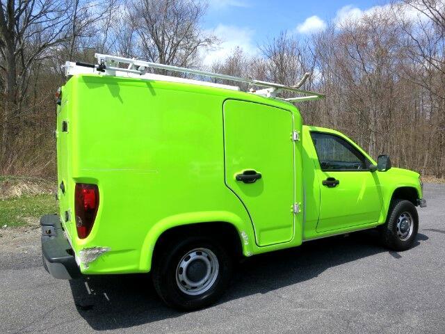 2008 Chevrolet Colorado ASTRO BODY UTILITY TRUCK PRICED CHEAP