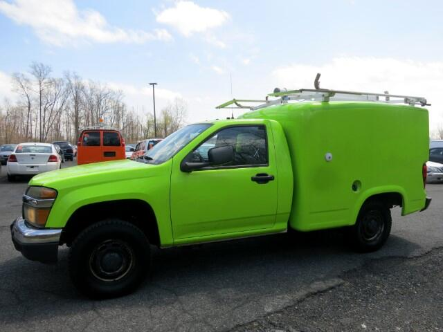 2008 Chevrolet Colorado ASTRO BODY UTILITY TRUCK PRICED CHEAP
