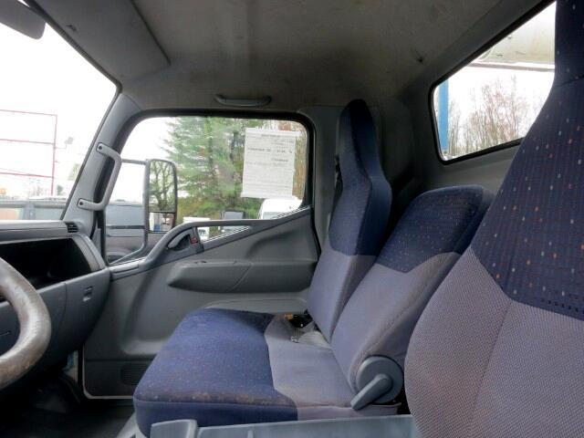 2007 Mitsubishi Fuso FE84D FE 140 SERVICE BODY UTILITY TRUCK