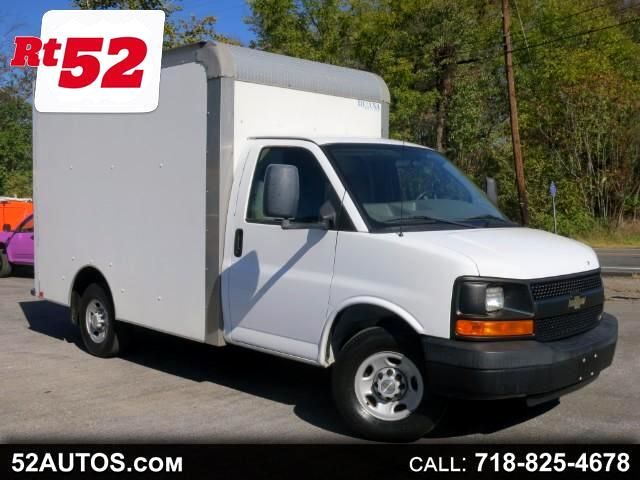 2007 Chevrolet Express G3500 EXPRESS 10 FT BOC TRUCK CUBE VAN LOW MILES 4