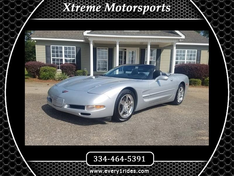 1998 Chevrolet Corvette Convertible
