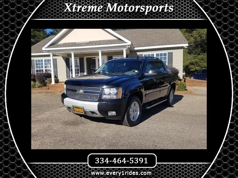 2009 Chevrolet Avalanche LT2 2WD