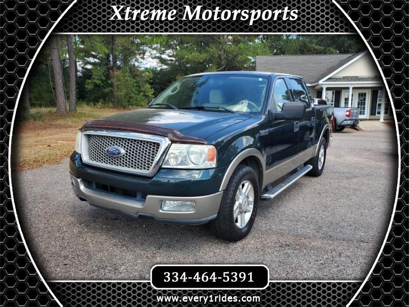 2004 Ford F150 lariat supercrew