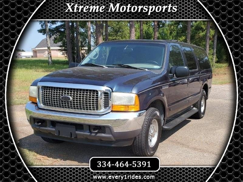 Ford Excursion XLT 2WD 2000