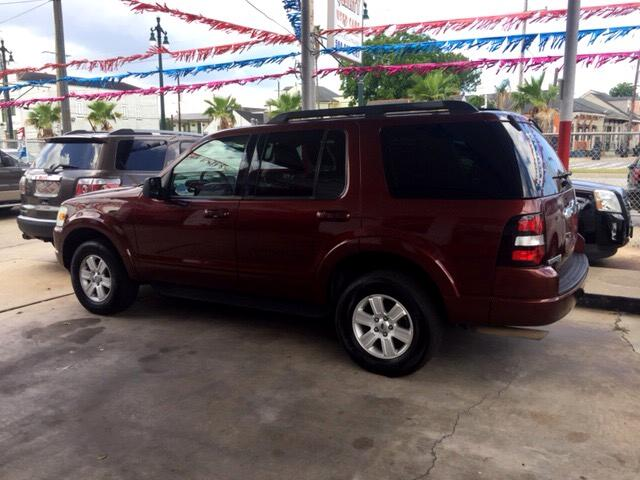 2010 Ford Explorer XLT 4.0L 2WD