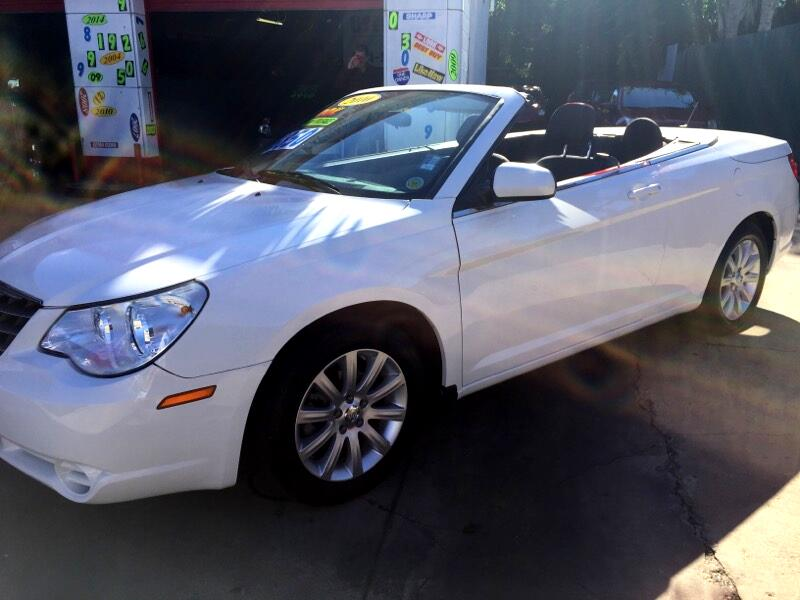 2010 Chrysler Sebring 2dr Convertible LX