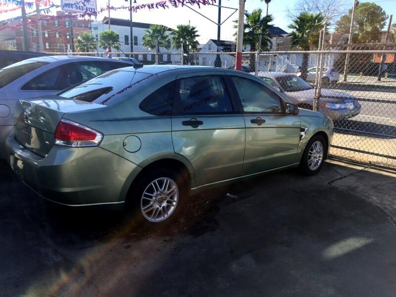 Ford Focus SE Sedan 2008