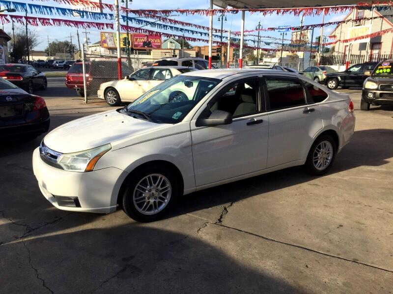 2009 Ford Focus 4dr Sdn SE