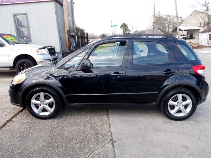 2007 Suzuki SX4 Crossover Base AWD