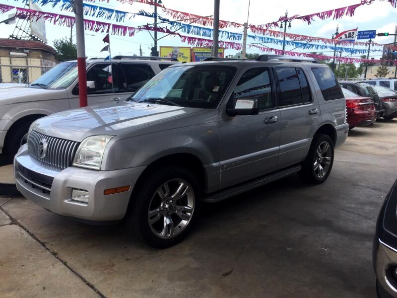 Mercury Mountaineer RWD 4dr Premier 2010