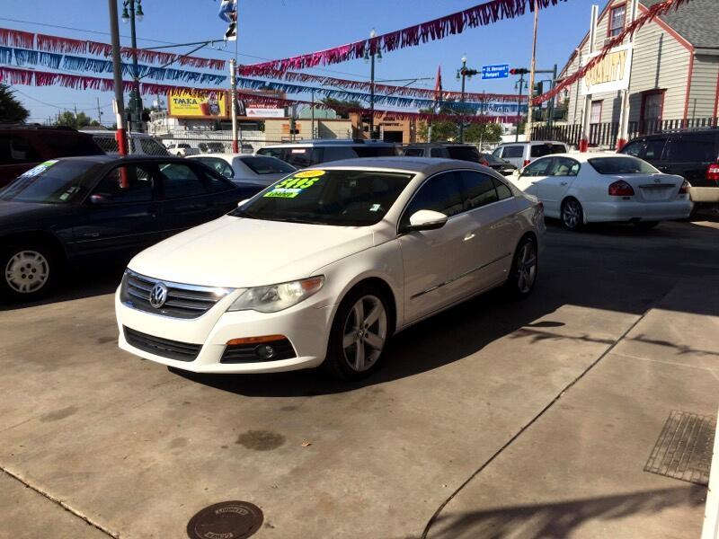 2011 Volkswagen CC Luxury PZEV