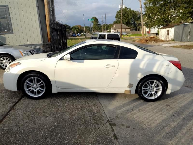 2008 Nissan Altima 3.5 SE Coupe