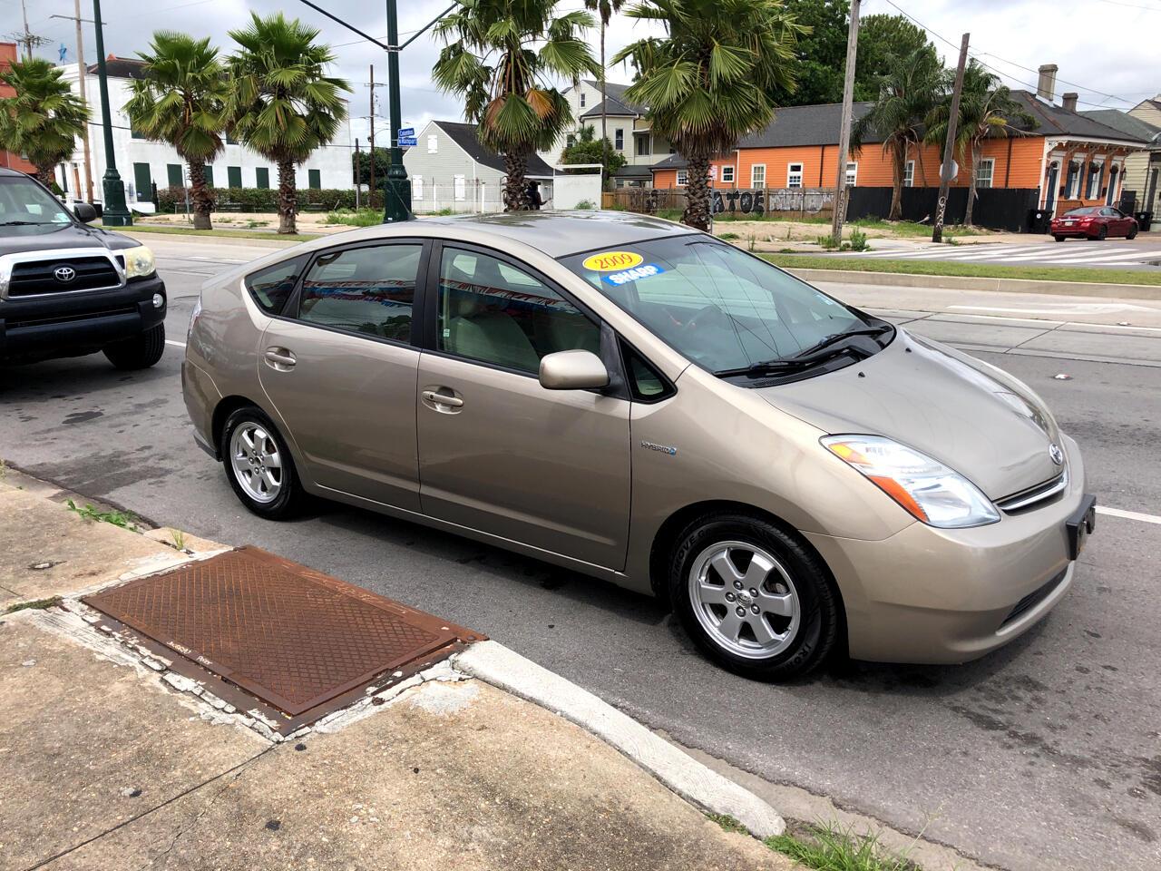 Toyota Prius 5dr HB (Natl) 2009