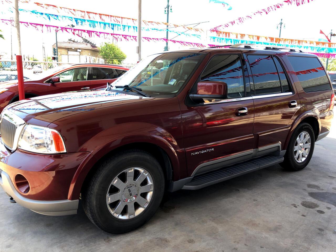 Lincoln Navigator 2WD Ultimate 2003