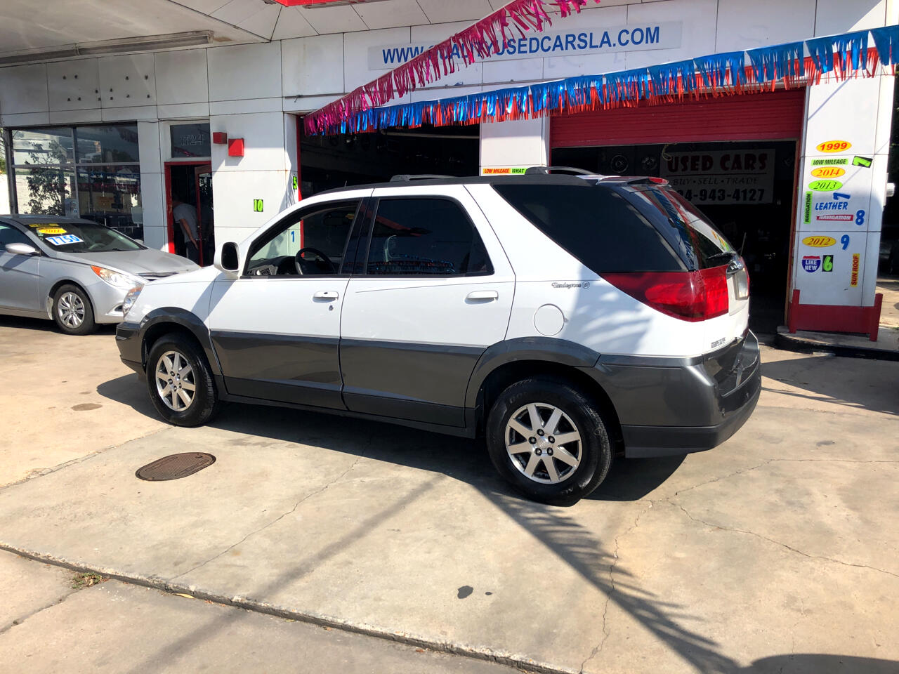 Buick Rendezvous 4dr FWD 2004