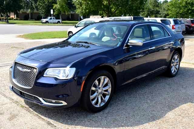 Chrysler 300 C Platinum AWD 2015