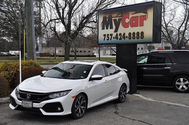 Honda Civic Si 4dr Sedan 6M 2017