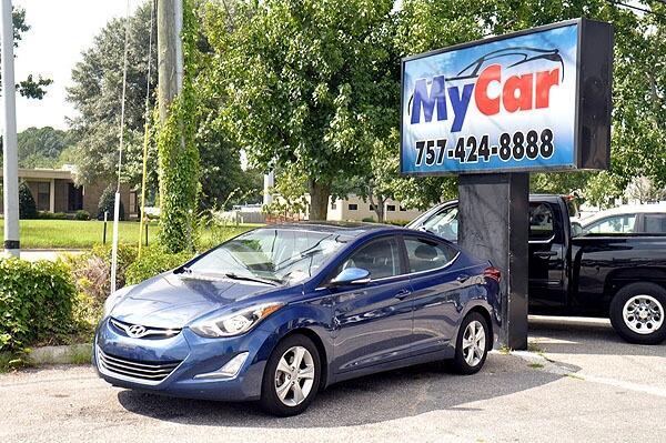 Hyundai Elantra 4dr Sdn Auto Value Edition (Alabama Plant) 2016