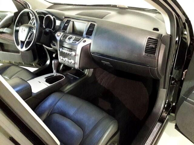 2011 Nissan Murano S AWD