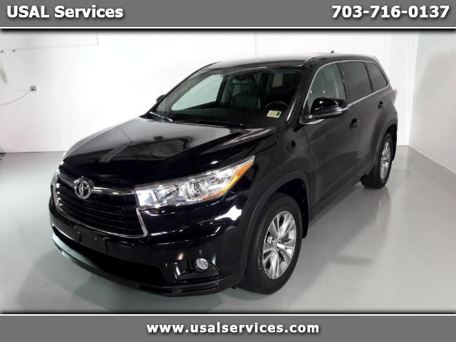 2015 Toyota Highlander LE Plus AWD V6