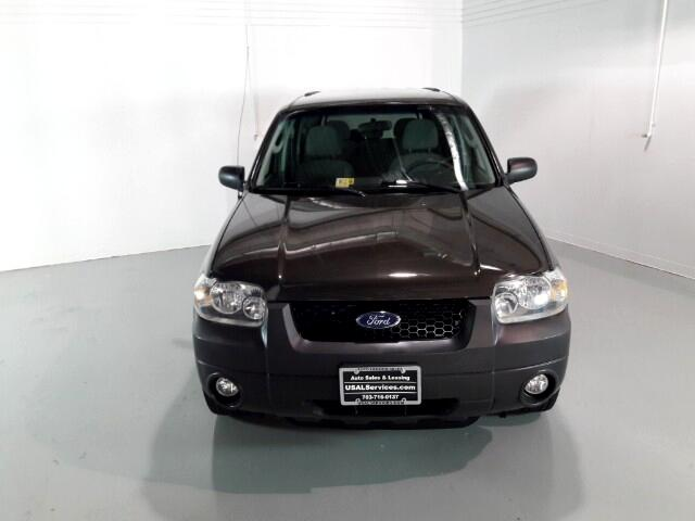 2007 Ford Escape XLT 4WD 2.3L