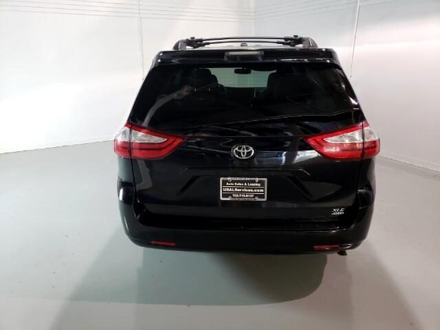 2015 Toyota Sienna XLE 8-Pass V6