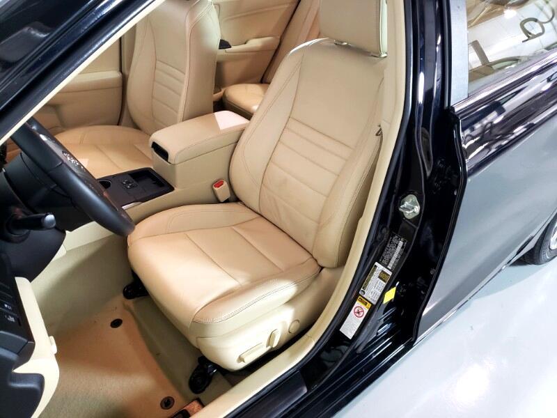 2016 Toyota Camry XLE V6