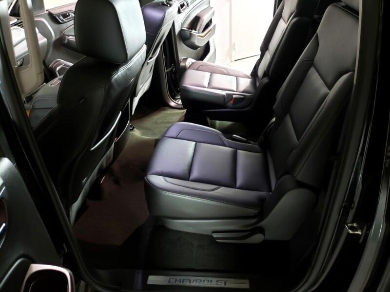 2016 Chevrolet Suburban LTZ 4WD