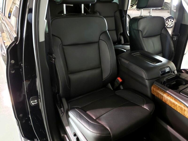 2016 Chevrolet Tahoe LTZ 4WD