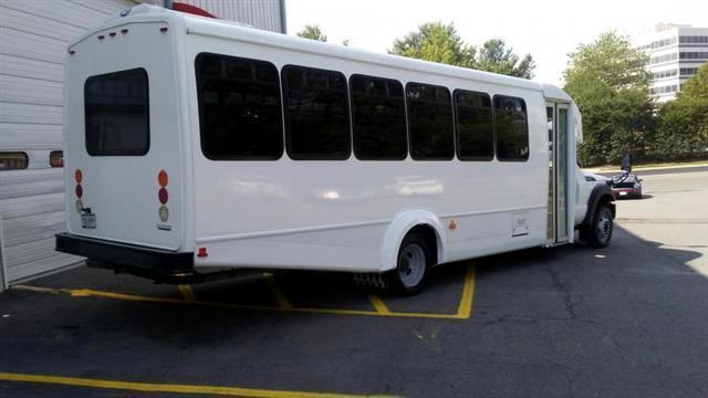 2012 Ford F550 Goshen G Force Bus