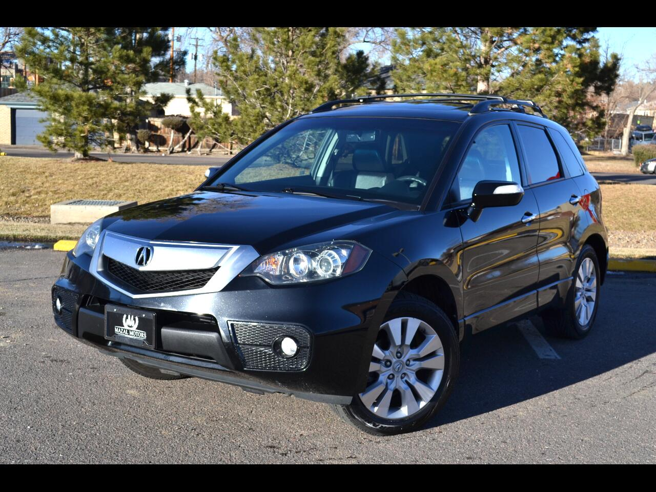 Acura RDX AWD 4dr 2011