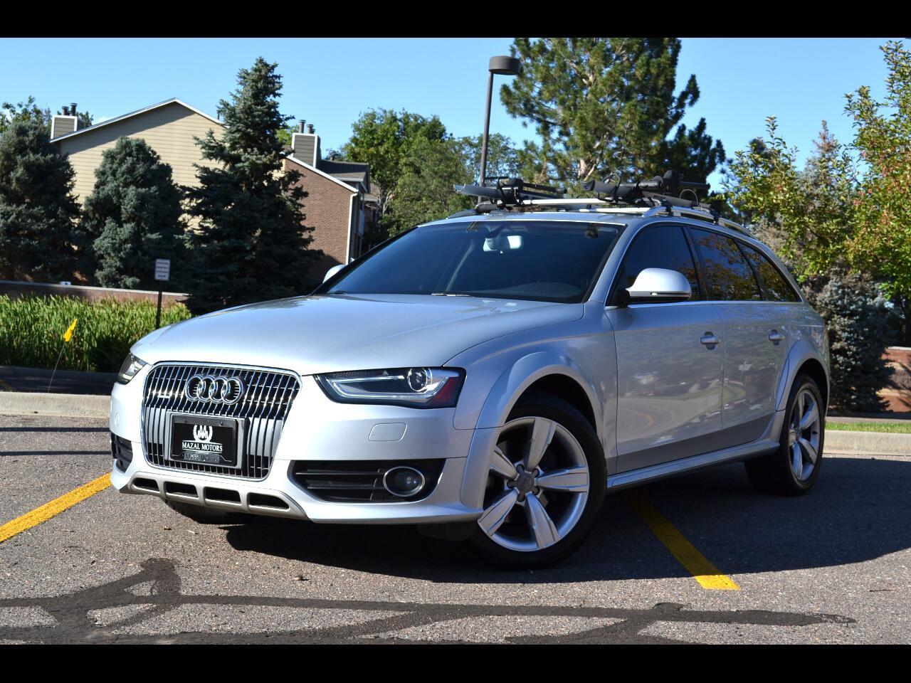 Audi allroad 4dr Wgn Premium 2013