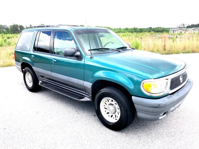1998 Mercury Mountaineer 2WD