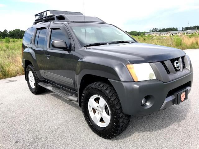 2005 Nissan Xterra OR 2WD