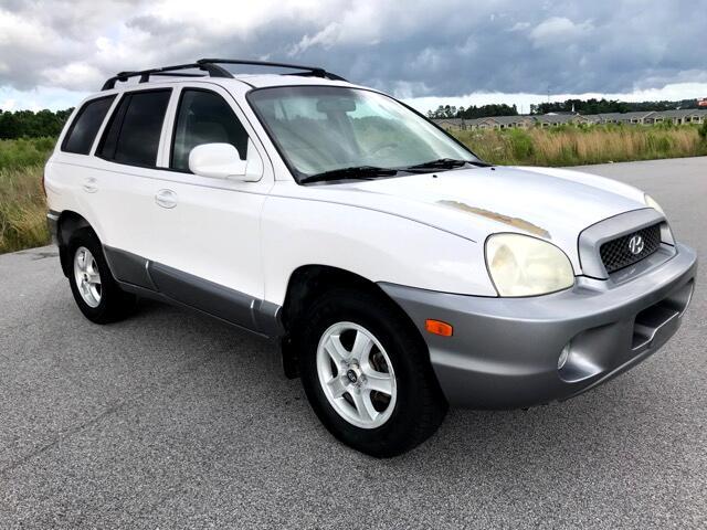 2004 Hyundai Santa Fe GLS 3.5L