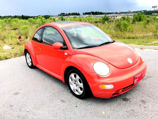 2003 Volkswagen New Beetle GLS 2.0L