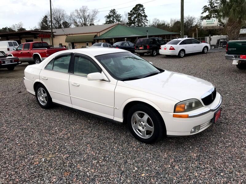 2000 Lincoln LS 4dr Sdn V6 Auto