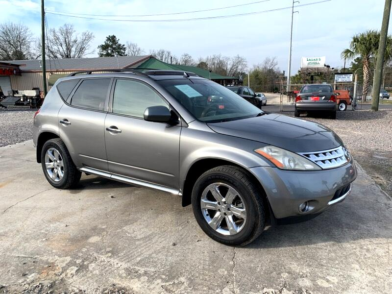 2006 Nissan Murano 2WD 4dr SL