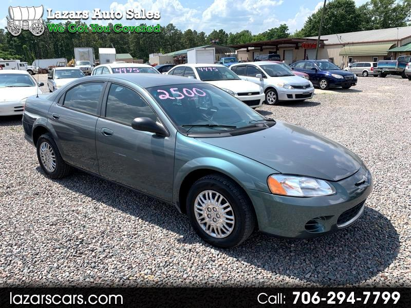 2002 Chrysler Sebring LX Sedan