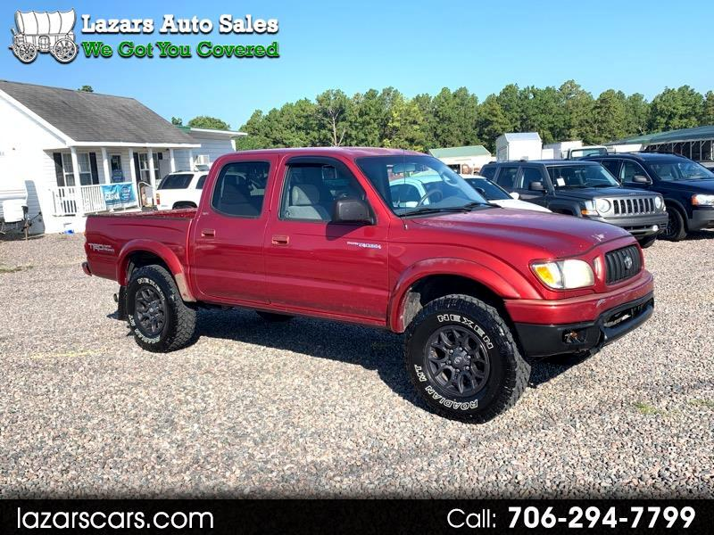 Toyota Tacoma PreRunner Double Cab 2WD 2004
