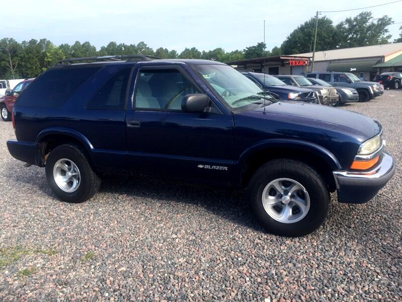 1999 Chevrolet Blazer 2-Door 2WD