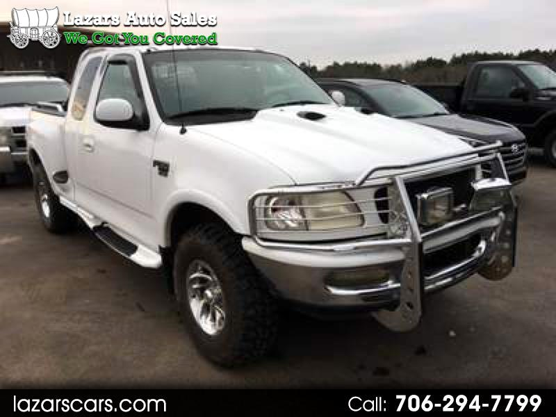Ford F-150 XL SuperCab Flareside 4WD 1998