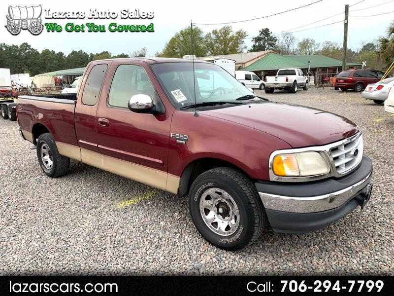 Ford F-250 WS SuperCab 2WD 1999
