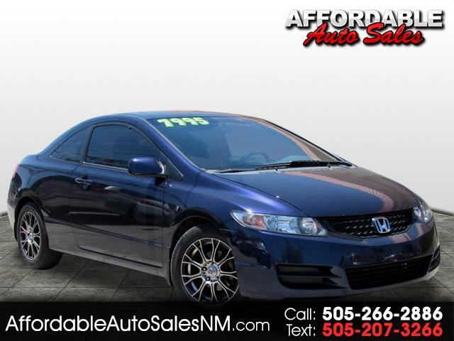 2009 Honda Civic EX Coupe 5-Speed MT